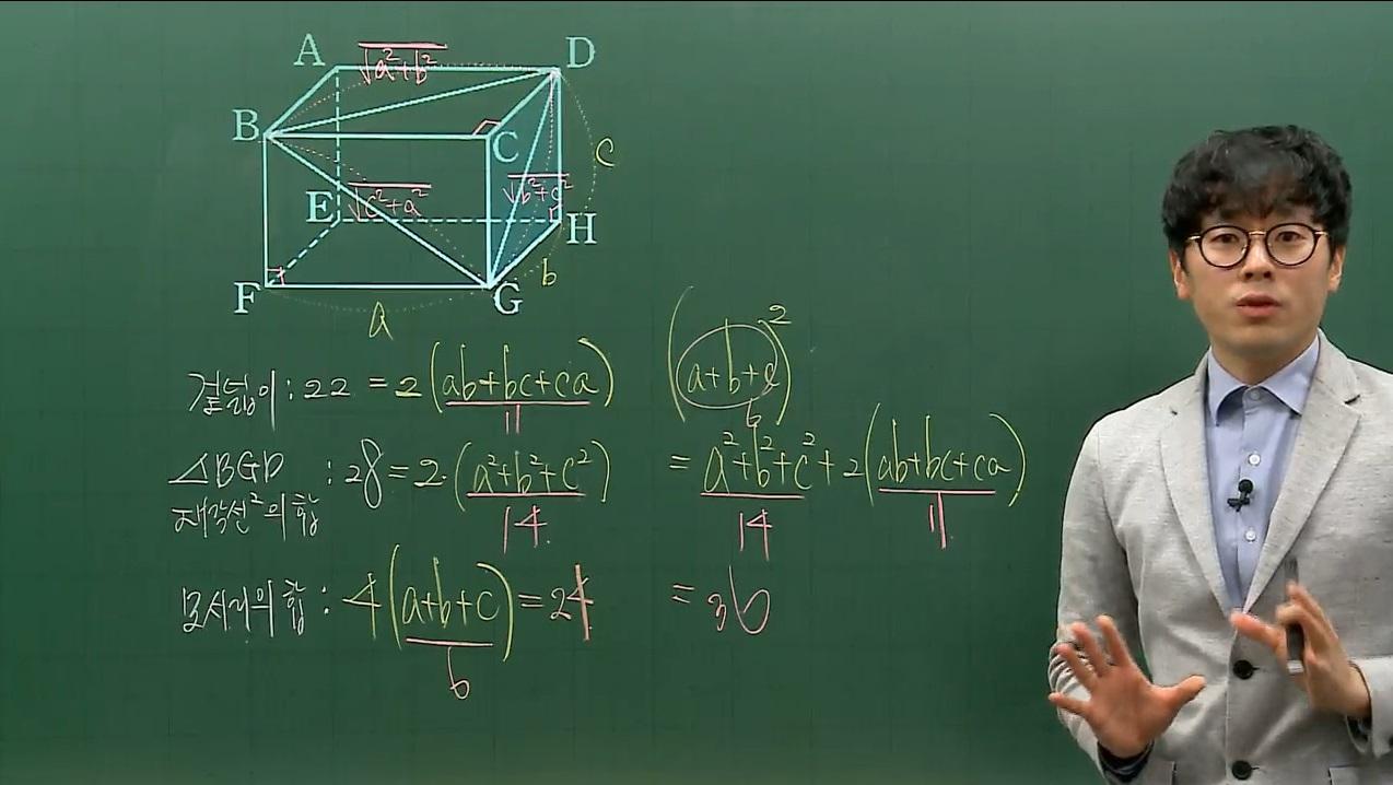 [수학(상)] 도형에서 계속 막히는데, 중학교 도형부터 다시 해야할까?